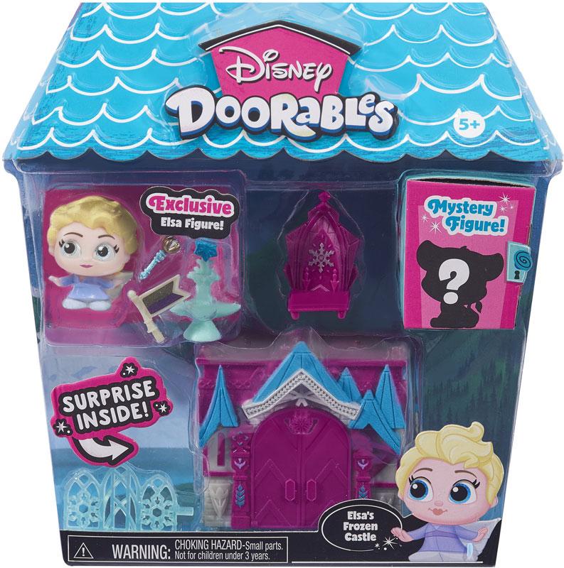 Wholesalers of Disney Doorables Mini Playset - Elsa toys