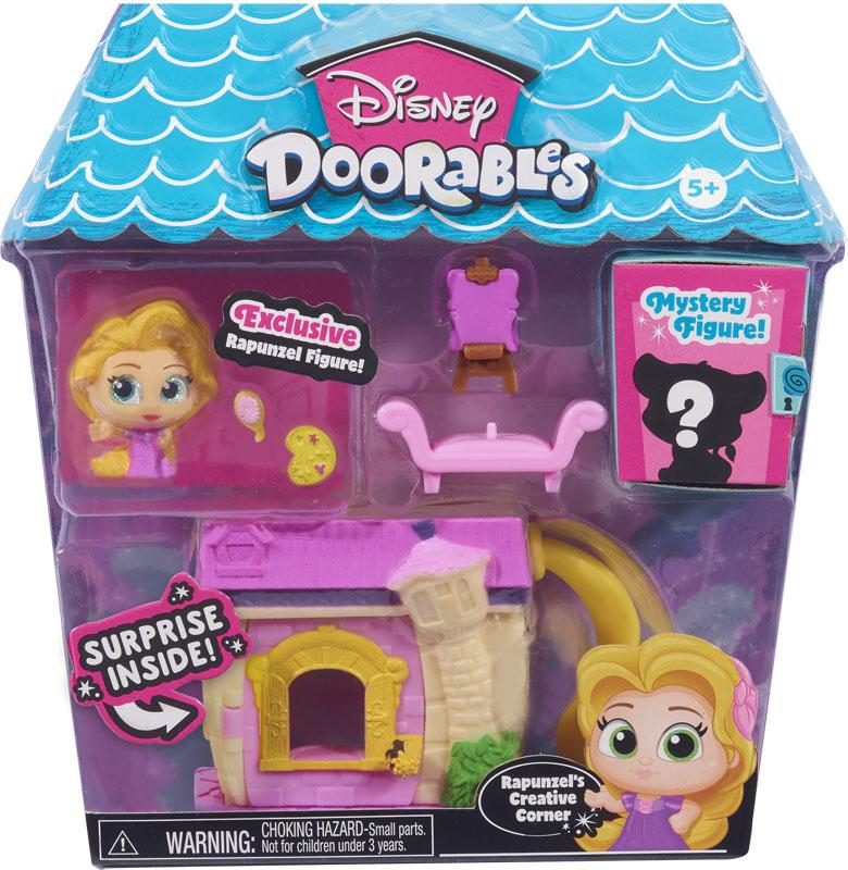 Wholesalers of Disney Doorables Mini Playset - Rapunzel toys