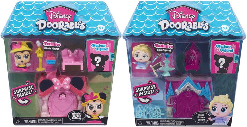 Wholesalers of Disney Doorables Mini Playset Assortment toys