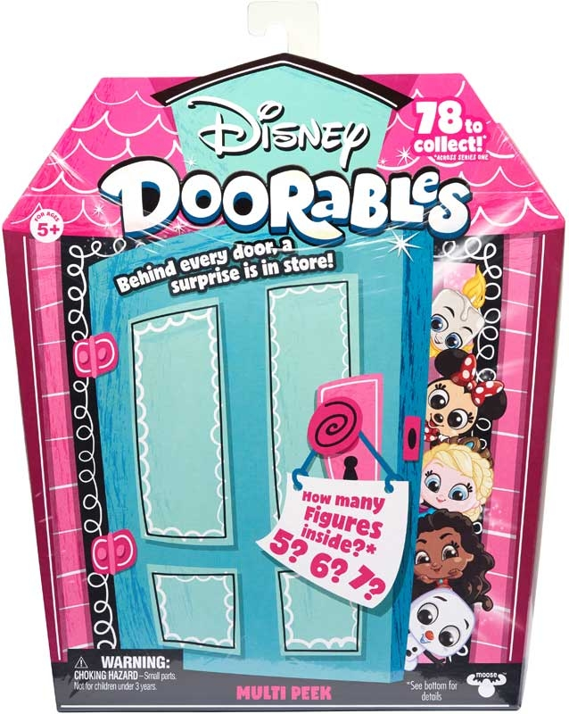 Wholesalers of Disney Doorables Multi-peek Packs toys