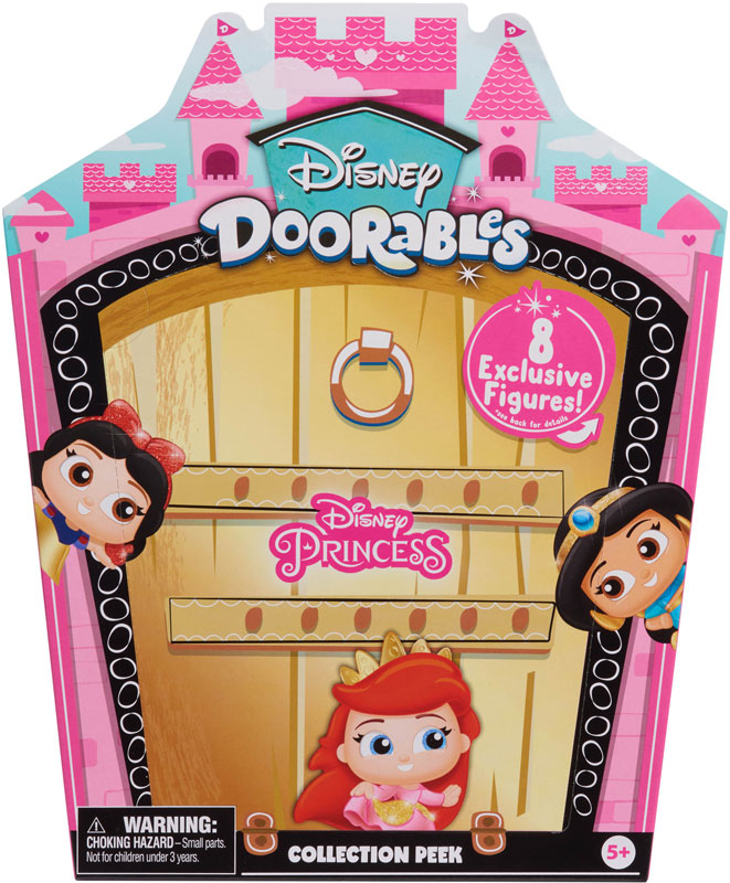 Wholesalers of Disney Doorables Princess Collector Pack toys