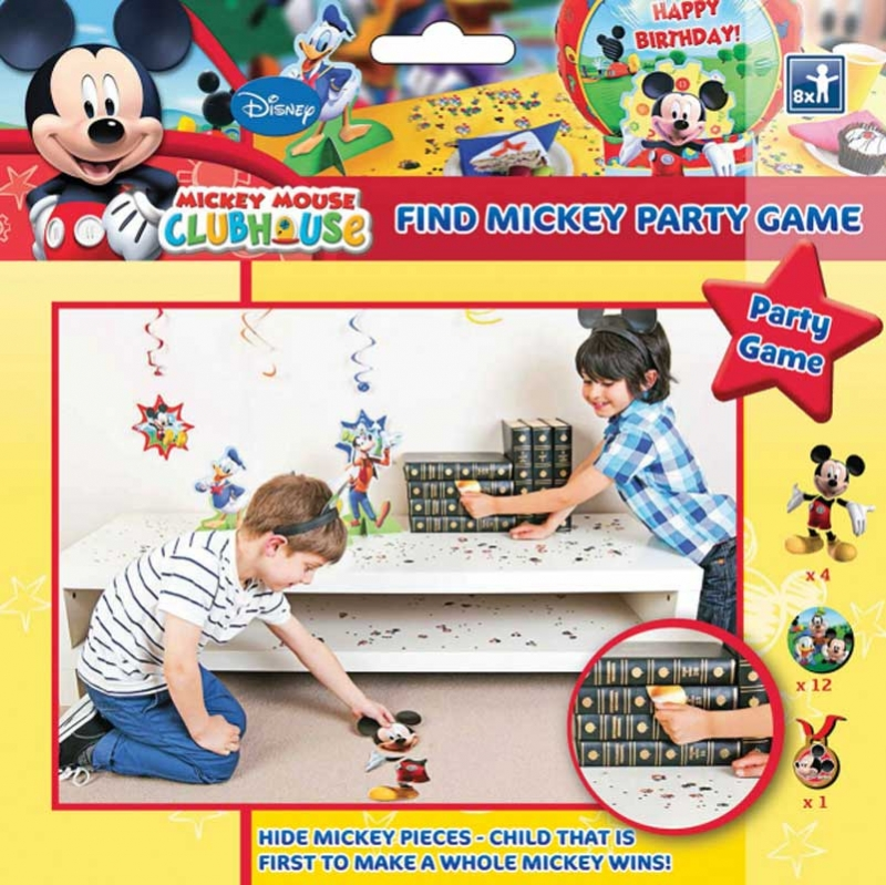 Wholesalers of Disney Find The Mickey Party Game toys