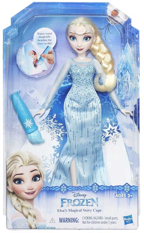 Wholesalers of Disney Frozen - Colour Change Fashion Doll Asst toys