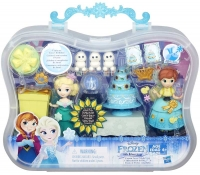 Wholesalers of Disney Frozen - Small Doll Story Pack Asst toys image