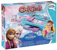 Wholesalers of Disney Frozen Cool Cardz Design Studio toys image