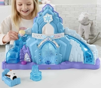 Wholesalers of Disney Frozen Elsas Ice Palace By Little People toys image 3