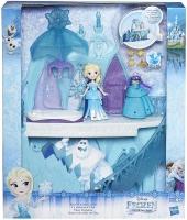 Wholesalers of Disney Frozen Little Kingdom Elsas Frozen Castle toys image