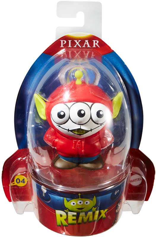 Wholesalers of Disney Pixar 3inch Alien Collectable Figure Asst toys