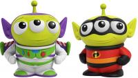 Wholesalers of Disney Pixar 3inch Alien Collectable Figure Asst toys image 2