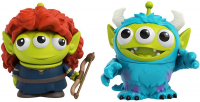 Wholesalers of Disney Pixar 3inch Alien Collectable Figure Asst toys image 3