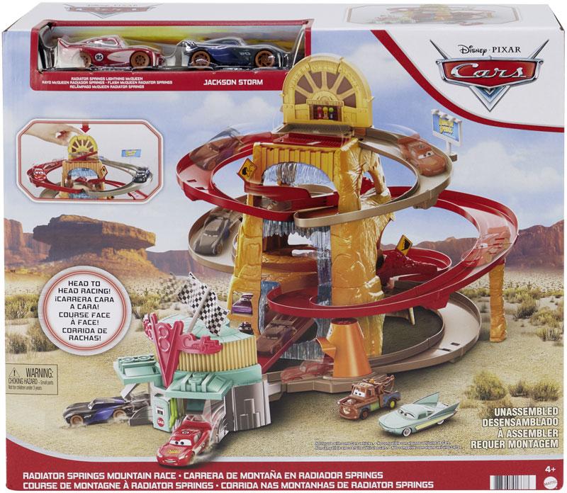 Wholesalers of Disney Pixar Cars Radiator Springs Mountain Race Playset toys