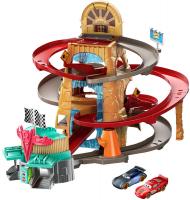 Wholesalers of Disney Pixar Cars Radiator Springs Mountain Race Playset toys image 2
