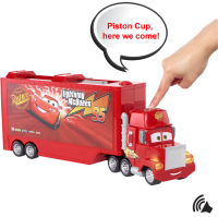Wholesalers of Disney Pixar Cars Track Talkers Chat And Haul Mack toys image 3