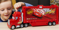 Wholesalers of Disney Pixar Cars Track Talkers Chat And Haul Mack toys image 4