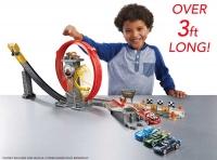 Wholesalers of Disney Pixar Cars Xrs Rocket Racing Super Loop toys image 5