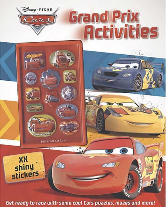 Wholesalers of Disney Pixar Grand Prix Activities toys