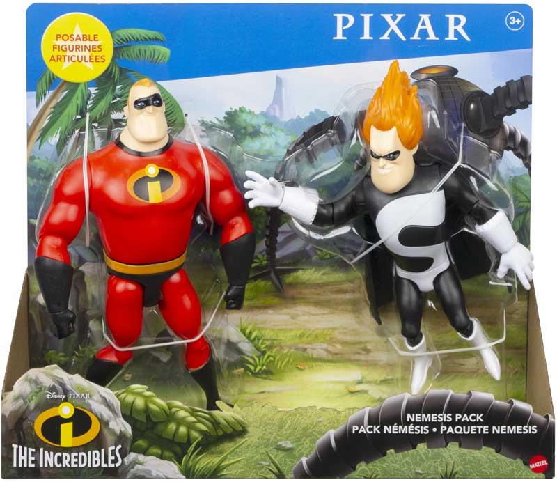 Wholesalers of Disney Pixar Incredibles Nemesis Pack toys