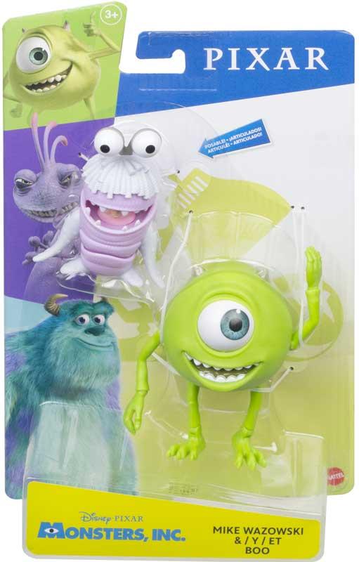 Wholesalers of Disney Pixar Monsters, Inc. Mike Wazowski & Boo Figures toys