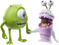Wholesalers of Disney Pixar Monsters, Inc. Mike Wazowski & Boo Figures toys image 2