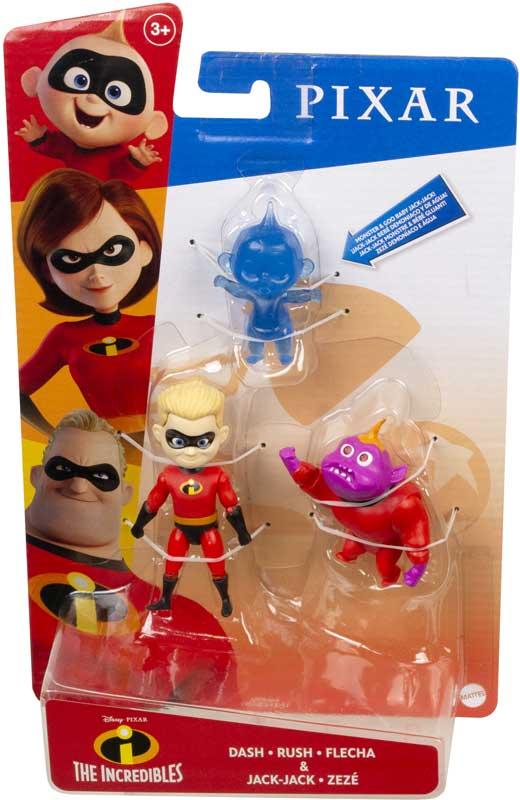 Wholesalers of Disney Pixar The Incredibles Dash & Jack-jack Figures toys