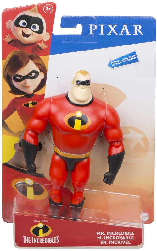 Wholesalers of Disney Pixar The Incredibles Mr. Incredible Figure toys