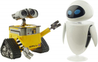 Wholesalers of Disney Pixar Wall-e & Eve Figures toys image 2