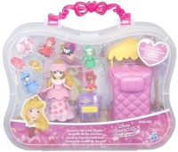 Wholesalers of Disney Princess - Small Doll Story Moments Asst toys image