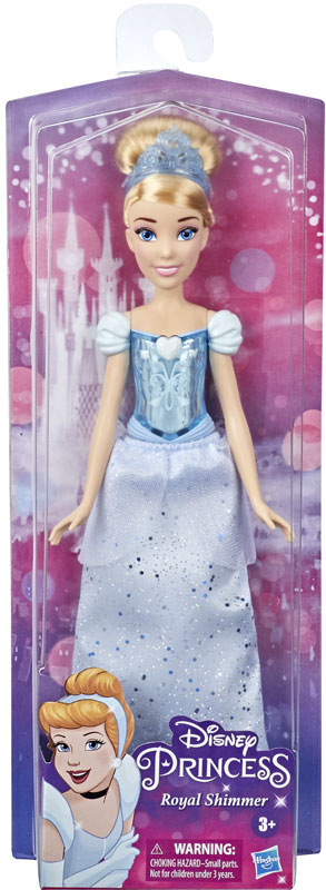 Wholesalers of Disney Princess Royal Shimmer Cinderella toys