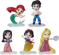 Wholesalers of Disney Princess 2in 5pk Ariel And Eric toys image 2