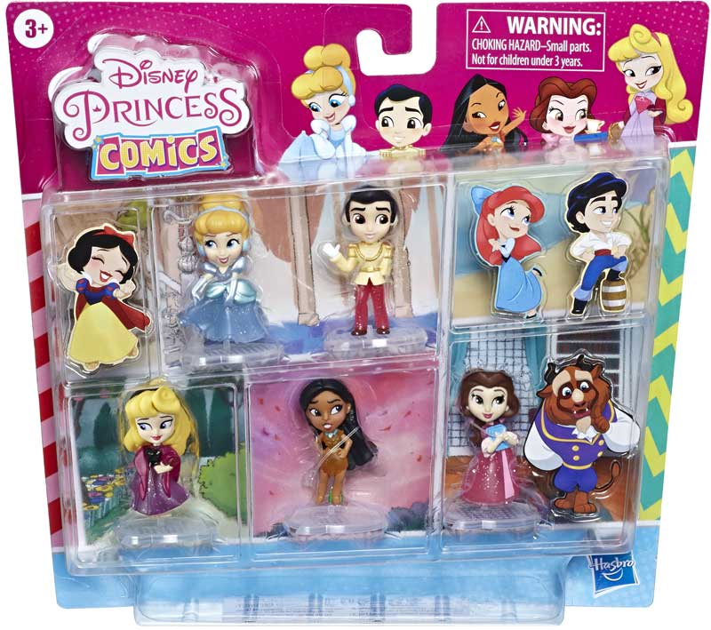 Wholesalers of Disney Princess 2in 5pk Cindy And Charming toys