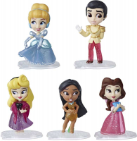 Wholesalers of Disney Princess 2in 5pk Cindy And Charming toys image 2