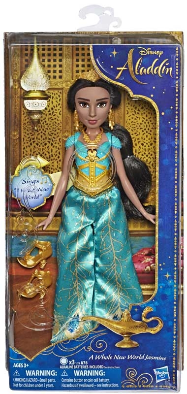 Wholesalers of Disney Princess Aladdin Singing Fashion Doll toys