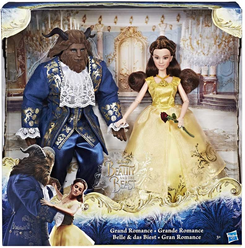 Wholesalers of Disney Princess Beauty And The Beast 2 Pack Fd toys