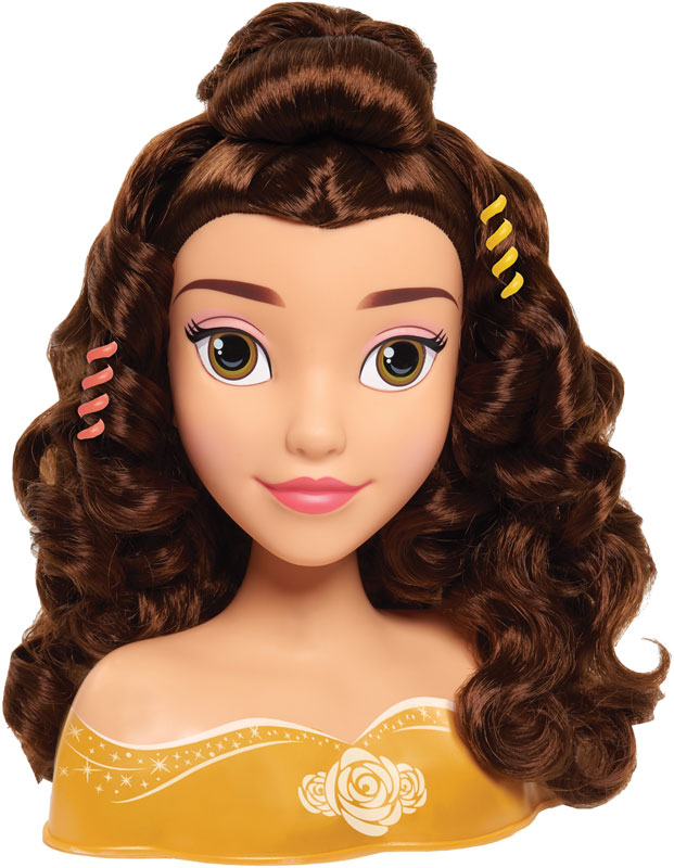Wholesalers of Disney Princess Belle Styling Head toys