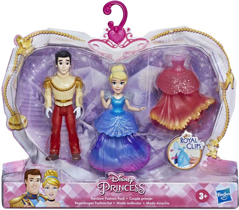 Wholesalers of Disney Princess Cinderella And Charming Themed Pack toys