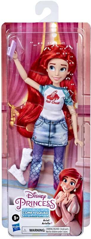 Wholesalers of Disney Princess Comfy Ariel toys