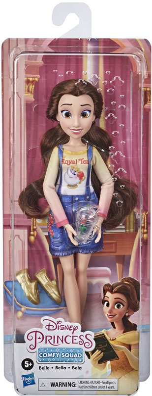Wholesalers of Disney Princess Comfy Belle toys