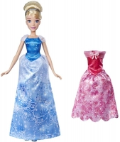 Wholesalers of Disney Princess Doll With Extra Fashion Ast toys image 3