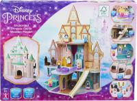 Wholesalers of Disney Princess Enchanted Princess Castle Wooden Playset toys Tmb