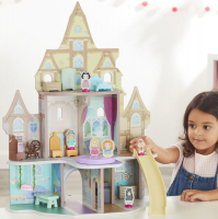 Wholesalers of Disney Princess Enchanted Princess Castle Wooden Playset toys image 4
