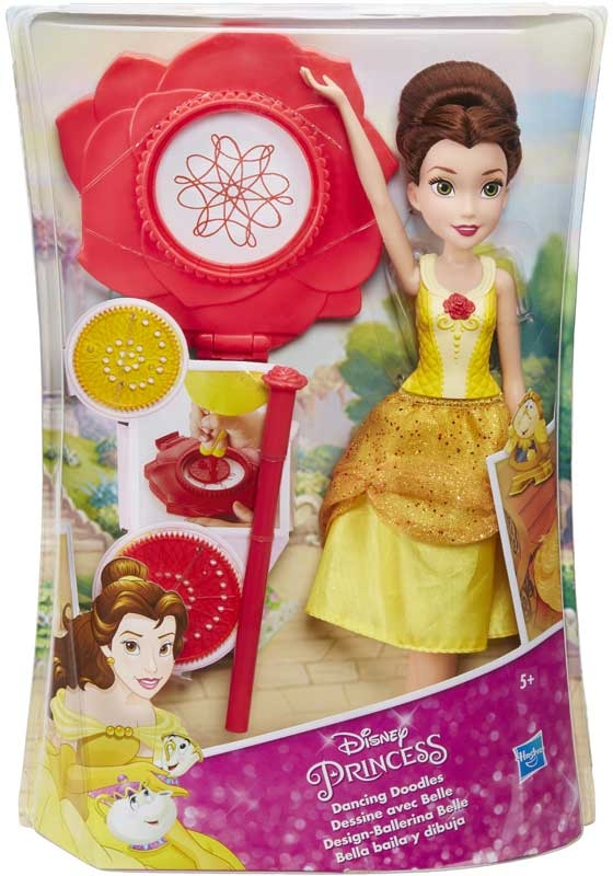 Wholesalers of Disney Princess Fashion Doll Dancing Doodles Belle toys