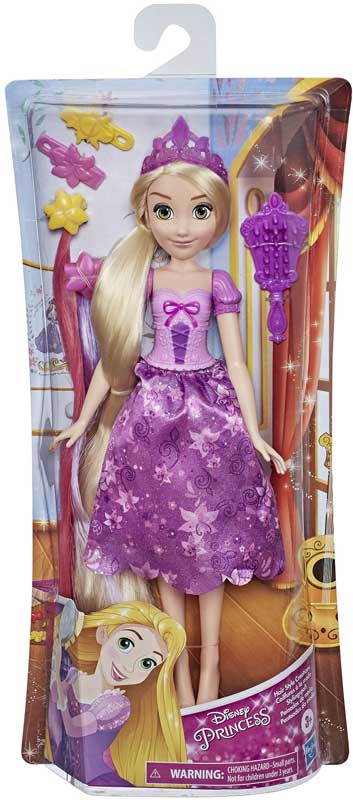 Wholesalers of Disney Princess Fd Hair Style Creations Ast toys