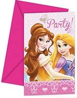 Wholesalers of Disney Princess Glamour Invitations toys image