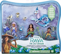 Wholesalers of Disney Princess Raya Kumandra Story Set toys image