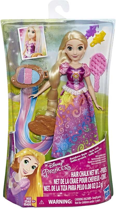 Wholesalers of Disney Princess Rainbow Hair Rapunzel toys