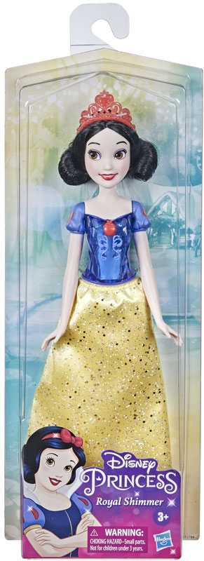 Wholesalers of Disney Princess Royal Shimmer Snow White toys