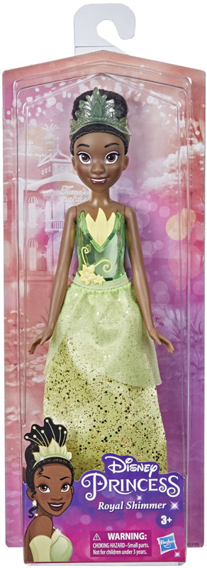 Wholesalers of Disney Princess Royal Shimmer Tiana toys