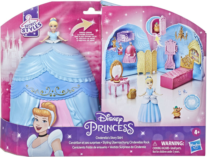 Wholesalers of Disney Princess Sd Cinderella Story Skirt toys