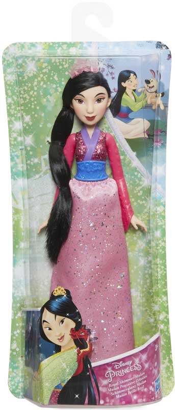 Wholesalers of Disney Princess Shimmer Mulan toys