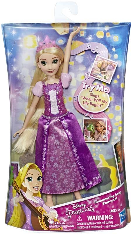 Wholesalers of Disney Princess Singing Doll Ast toys